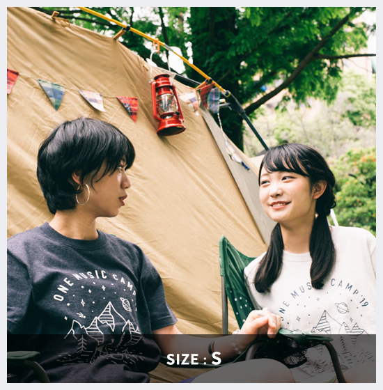 ONE MUSIC CAMP 2019 COSMIC Tシャツ