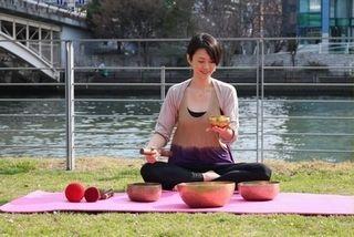 ONE Morning Yoga (ヨガ)講師 aki fuku